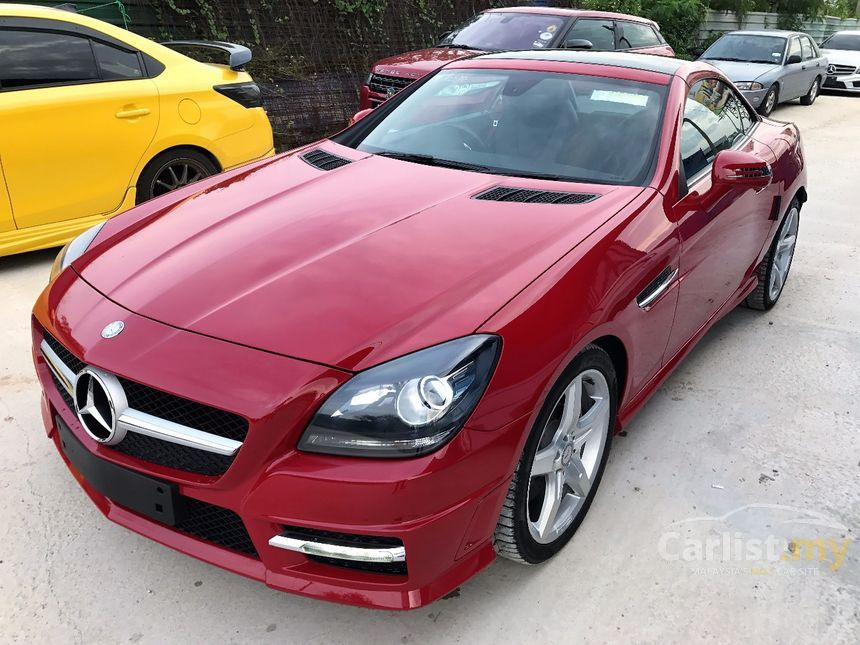 Mercedes benz slk200 2014 blueefficiency 1 8 in kuala for Mercedes benz hardtop convertible 2014