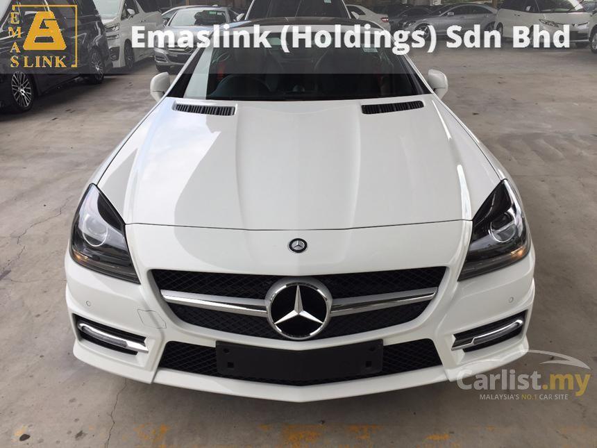 2013 Mercedes-Benz SLK200 BlueEFFICIENCY Convertible