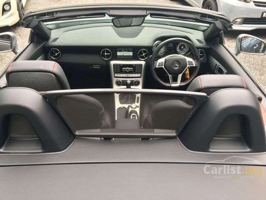 2014 Mercedes-Benz SLK200 BlueEFFICIENCY Convertible