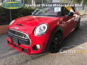 2015 MINI 3 Door 2.0 John Cooper Works Hatchback