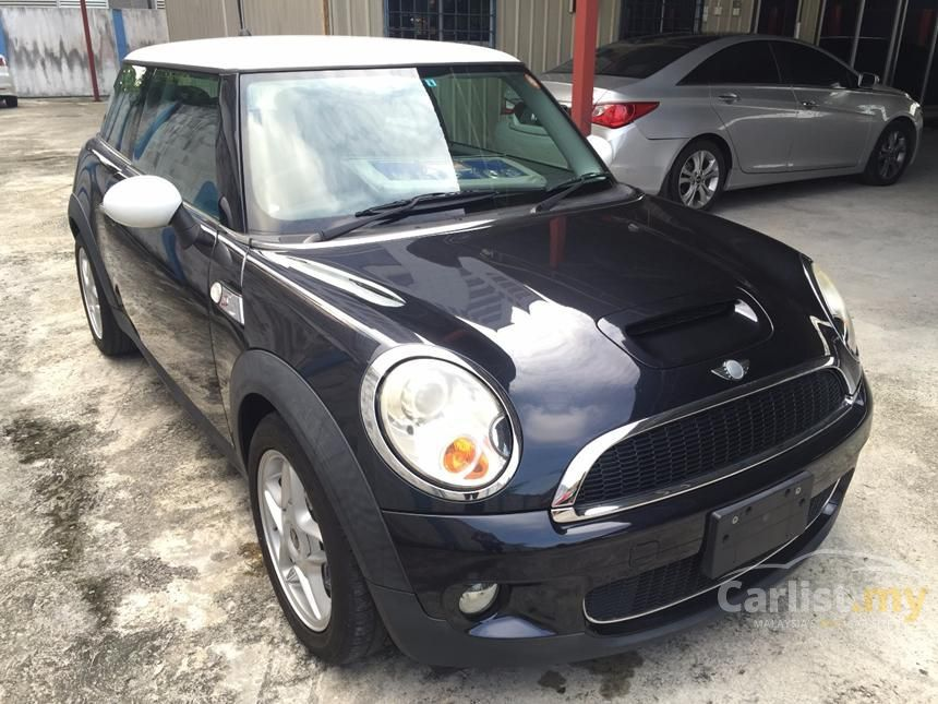 2012 MINI Cooper S Hatchback