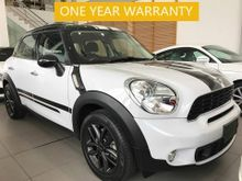 2013 MINI COOPER S COUNTRYMAN ( FACELIFT ) ( 1.6L TURBO CHARGED ENGINE ) ( JAPAN SPECS )