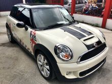 2011 Mini Cooper S 1.6 Turbocharge (A) UNREG