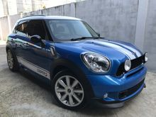 2012 MINI Countryman 1.6 Cooper S JCW BODYKIT HARMAN KARDON SOUND UK CARKING UNREG