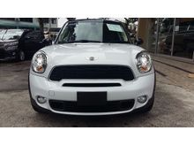 2012 MINI Countryman 1.6 Cooper S Japan Spec 5 seater with GST