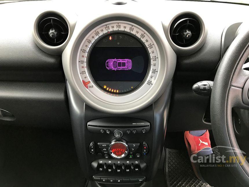 2013 MINI Countryman Cooper S SUV