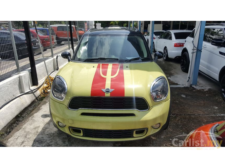 2012 MINI Countryman Cooper S SUV