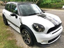 2014 MINI Countryman 1.6 Cooper S JCW KIT (A) UNREG