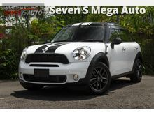 Mini Countryman Cooper S 1.6 Turbo (MEGA SALE) 13,000km Only. Like Brand New Car. CALL US NOW FOR DISCOUNT AND WHILE STOCK LASTS
