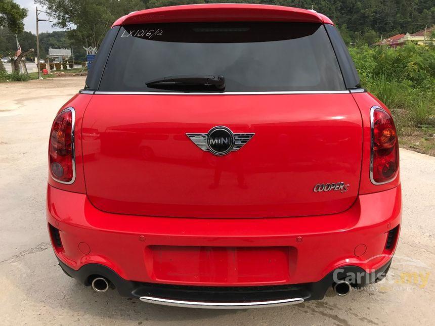 2012 MINI Countryman Cooper S SUV