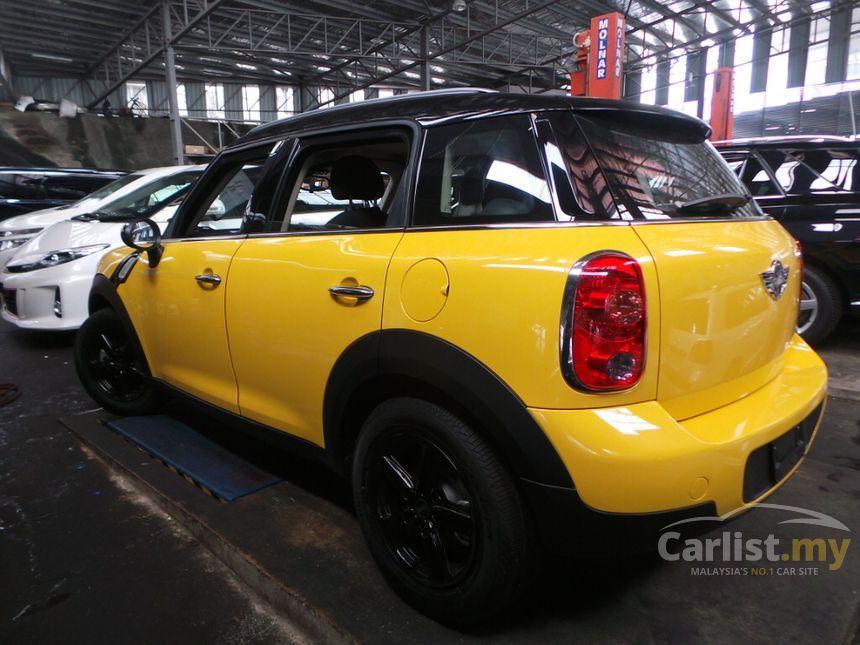 Mini Countryman Cooper In Kuala Lumpur Automatic Suv