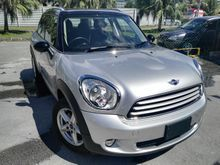 2012 MINI Countryman 1.6 Cooper SUV