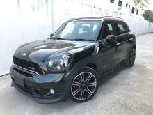 MINI Countryman S ALL4 JCW(A)UNREG 2014