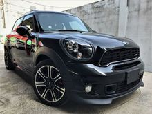 2014 MINI Countryman 1.6 John Cooper Works ALL 4 JAPAN UNREGISTER