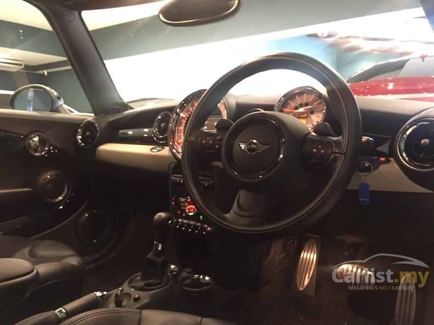 2012 MINI COUPE Cooper S Coupe