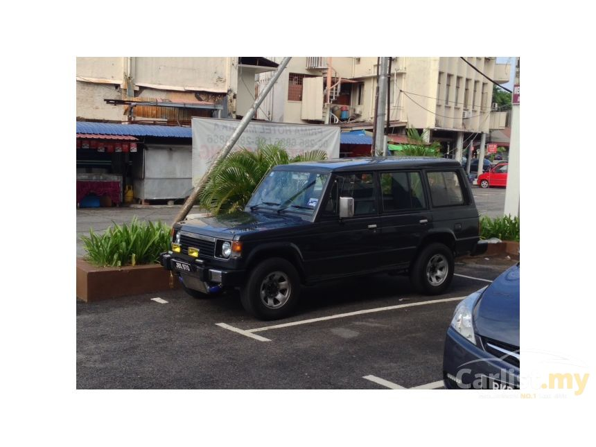 Mitsubishi Pajero 1989 in Johor Automatic Others for RM 25,555 - 1544169 -  Carlist my