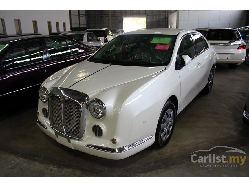Mitsuoka Galue 2008 2 04 18 In Selangor Automatic Sedan White For
