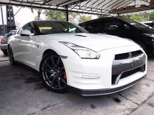 2014 Nissan GT-R 3.8 Coupe N FACELIFT BLACK EDITION REVERSE CAMERA JAPAN UNREG