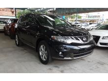 2011 NISSAN MURANO 2.5A JAPAN SPEC UNREGISTERED