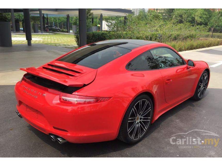 2015 porsche 911 carrera 4s coupe - 2015 Porsche 911 Coupe