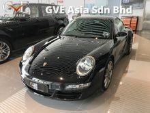 2007 Porsche 911 3.8 Carrera 4S Coupe