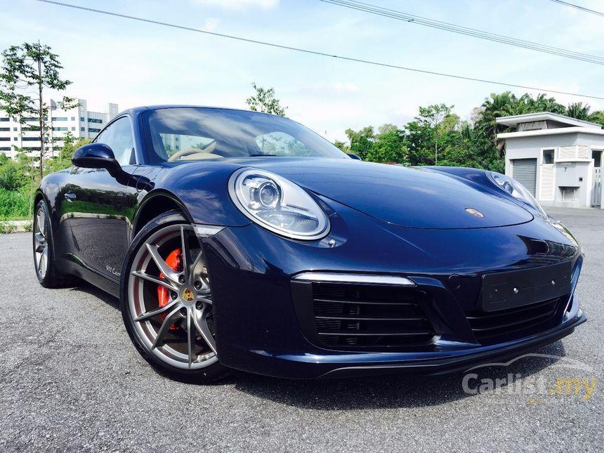2015 porsche 911 carrera s coupe - 2015 Porsche 911 Coupe