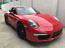 2012 Porsche 911 3.8 Carrera S Coupe Sport Chrono Sport Sterring System UK Unreg