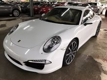 2013 PORSCHE 911 CARRERA S 3.8 C2S (991) BEIGE INTERIOR SPORT CHRONO PLUS PACKAGE PAS RADAR SENSOR FULL SPEC UNREG PROMOTION BIG DISCOUNT