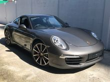 2013 UNREG Porsche 911 3.8 Carrera 4S Coupe SPORT CHRONO UK