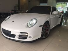 2011 Porsche 911 3.8 Turbo Coupe SPORT CHRONO PACKAGE PDK (997) TWIN TURBO