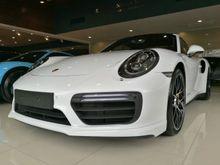 2015 Porsche 911 3.8 Turbo S Coupe Unregister