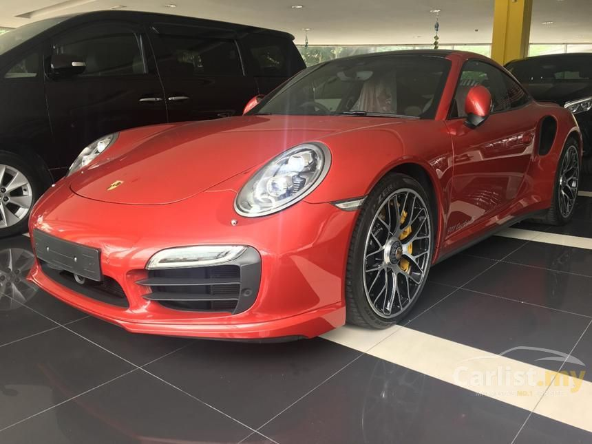 2013 porsche 911 turbo s coupe