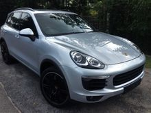 2015 Porsche Cayenne 3.0 Diesel SUV TURBO PANORAMIC ROOF UK UNREGISTER
