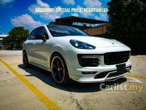 2016 Porsche Cayenne 3.6 GTS SUV