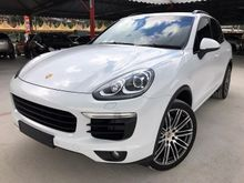 2015 Porsche Cayenne 3.6 S V6 TWIN TURBO NEW FACELIFT PASM POWER BOOT REVERSE CAMERA FULL SPEC UNREGISTER INCLUDED GST OFFER PRICE