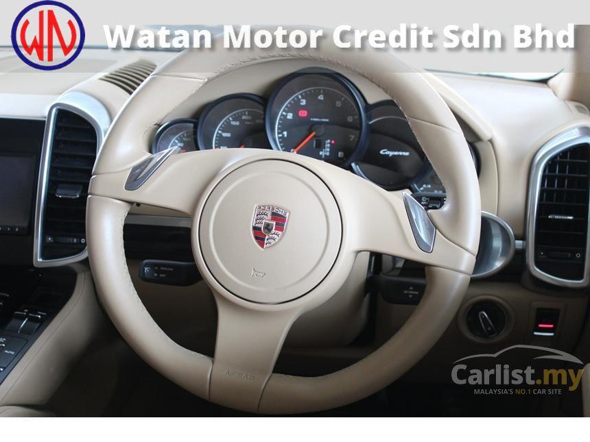 2011 Porsche Cayenne SUV