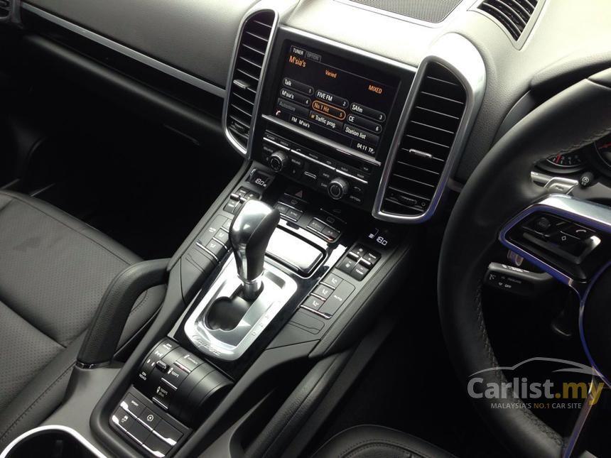 2015 Porsche Cayenne SUV