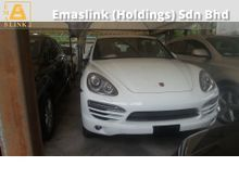 2012 Porsche Cayenne 3.6 Electric Seat Back Camera Unregistered GST INCLUSIVE PRICE