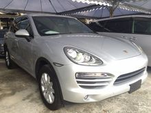 2011 Porsche Cayenne 3.6 SUV V6 Sunroof Power Boot Reverse Camera Tiptronic LED Daytime Running Light