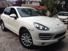 2011 Porsche Cayenne 3.6 SUV PASM SUNROOF UK UNREG