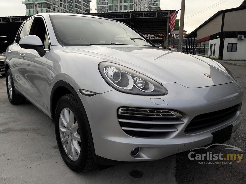 2012 Porsche Cayenne SUV
