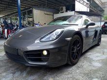 2013 Porsche Cayman 2.7 Coupe