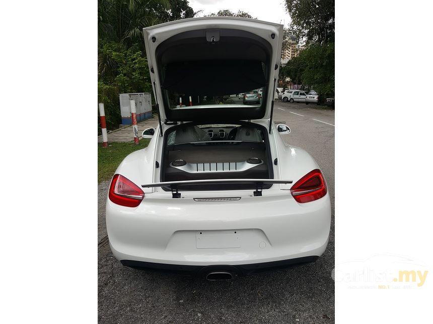 2014 Porsche Cayman Coupe