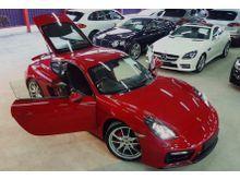 2015 PORSCHE CAYMAN GTS 3.4 UK SPEC UNREG  RED (2308) x  PRICE RM 568K x DP RM 59372 x LOAN 90 x 532K x 2.7 x 9 YEAR x  INSTALLMENT RM 6122.00 (108)