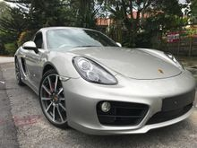 2013 Porsche Cayman 3.4 S Coupe SPORT CHRONO HIGH SPEC UK PREMIUM RECON UNREG