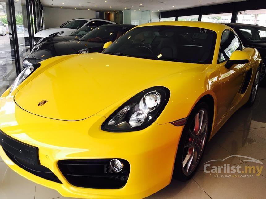 2013 Porsche Cayman S Coupe