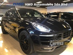 2016 Porsche Macan 3.0 GTS - Unreg - TAX HOLIDAY - Porsche PRE OWNED Certified Cars -