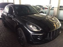 2015 Porsche Macan 3.0 S TWIN TURBO SPORT CHRONO PLUS PACKAGE SPORT EXHAUST FULL SPEC UNREG