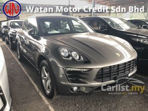 2014 Porsche Macan 2.0 Turbo PDK Bi Xenon Headlamp Multi Function Paddle Shift Steering Power Boot 4 Piston Aluminium Monobloc Caliper Bluetooth Unreg