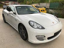 2011 Porsche Panamera 4 3.6 V6 SUNROOF 4WD FULL SPEC UNREG PROMOTION BIG DISCOUNT